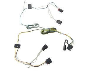 Curt Custom Wiring Harness 56172 : 32 Wiring Diagram