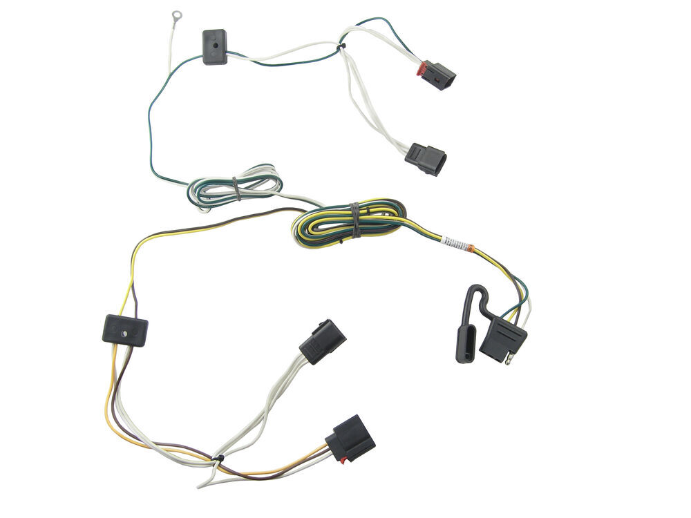 tow ready trailer wiring harness