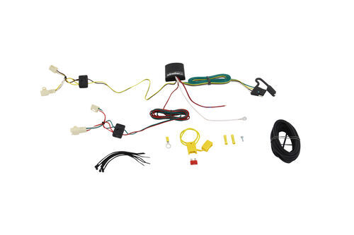 2010 Toyota Corolla T-One Vehicle Wiring Harness with 4