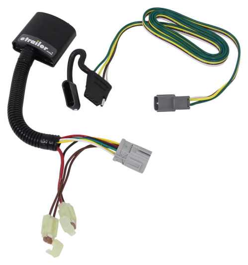 small resolution of 2008 honda element t one vehicle wiring harness with 4 2006 honda element trailer wiring harness installation honda pilot wiring harness installation