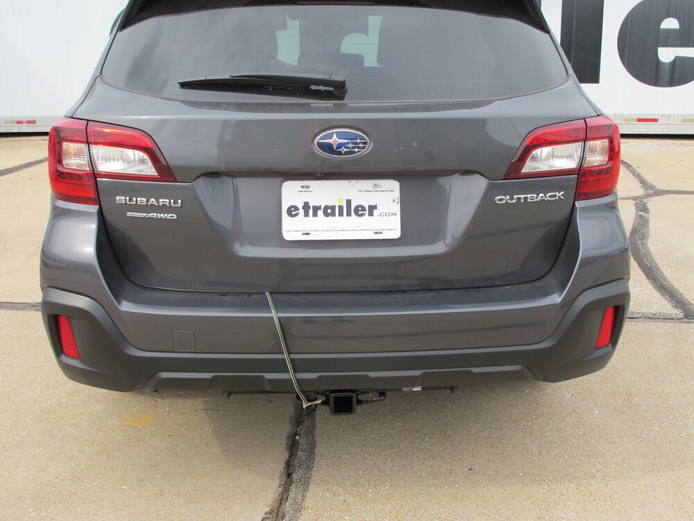 118467 Tone Trailer Hitch Wiring Harness Subaru Forester Outback
