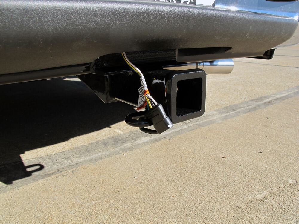 2007 Toyota Tacoma Trailer Wiring Harness