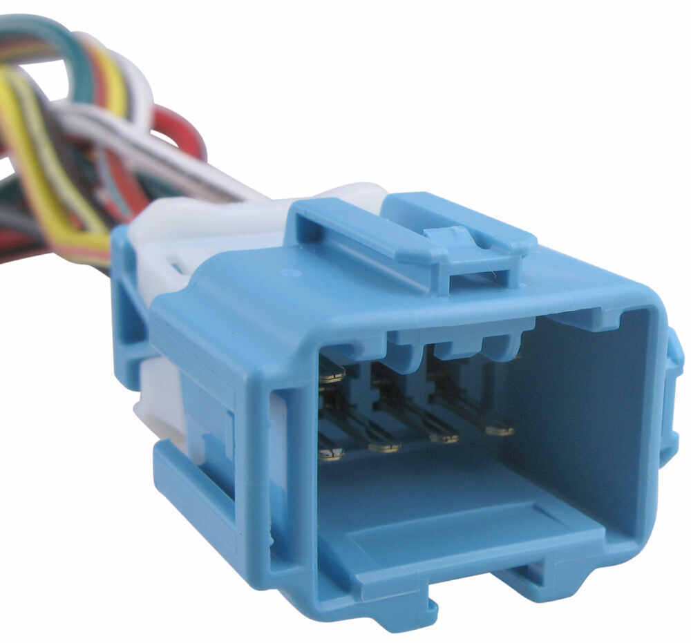 hight resolution of t one vehicle wiring harness with 4 pole flat trailer 2015 acura rdx 2011 acura rdx
