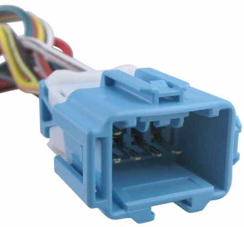 small resolution of t one vehicle wiring harness with 4 pole flat trailer 2015 acura rdx 2011 acura rdx