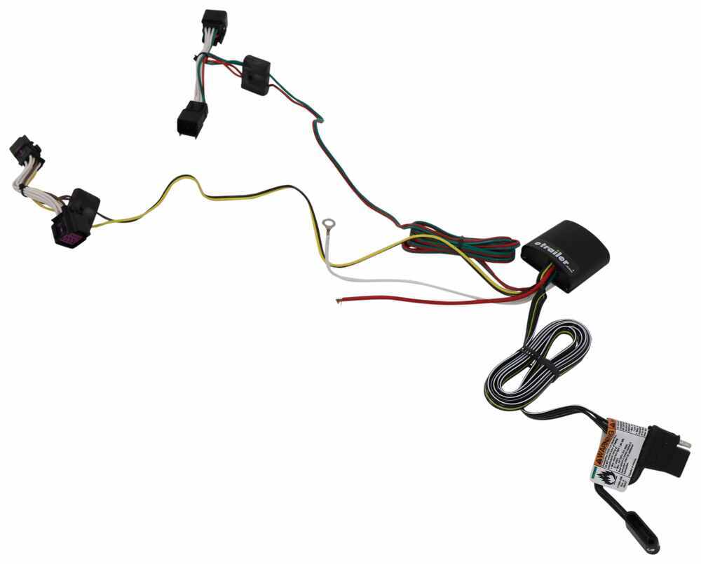 medium resolution of 2016 chevrolet cruze limited t one vehicle wiring harness with 4 pole flat trailer connector