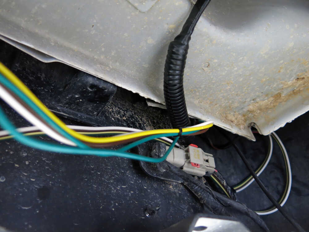 2005 Jeep Liberty Trailer Wiring Harness Wiring Harness Wiring