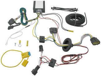 6 Wire Trailer Connector Diagram 2012 Kia Sportage Custom Fit Vehicle Wiring Tekonsha