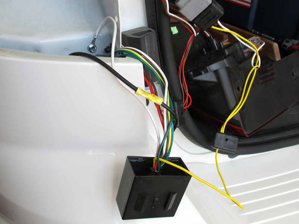 Dodge Dakota Custom Fit Vehicle Wiring Tow Ready 2011 Dodge Journey T One Vehicle Wiring Harness With 4