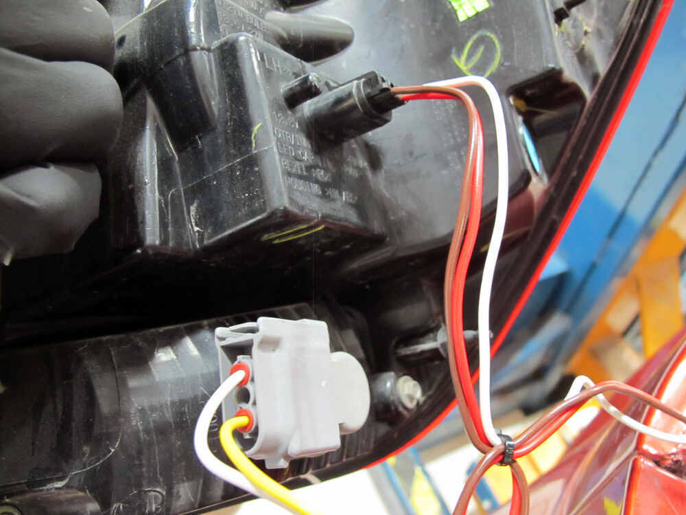 wire harness connector dodge journey