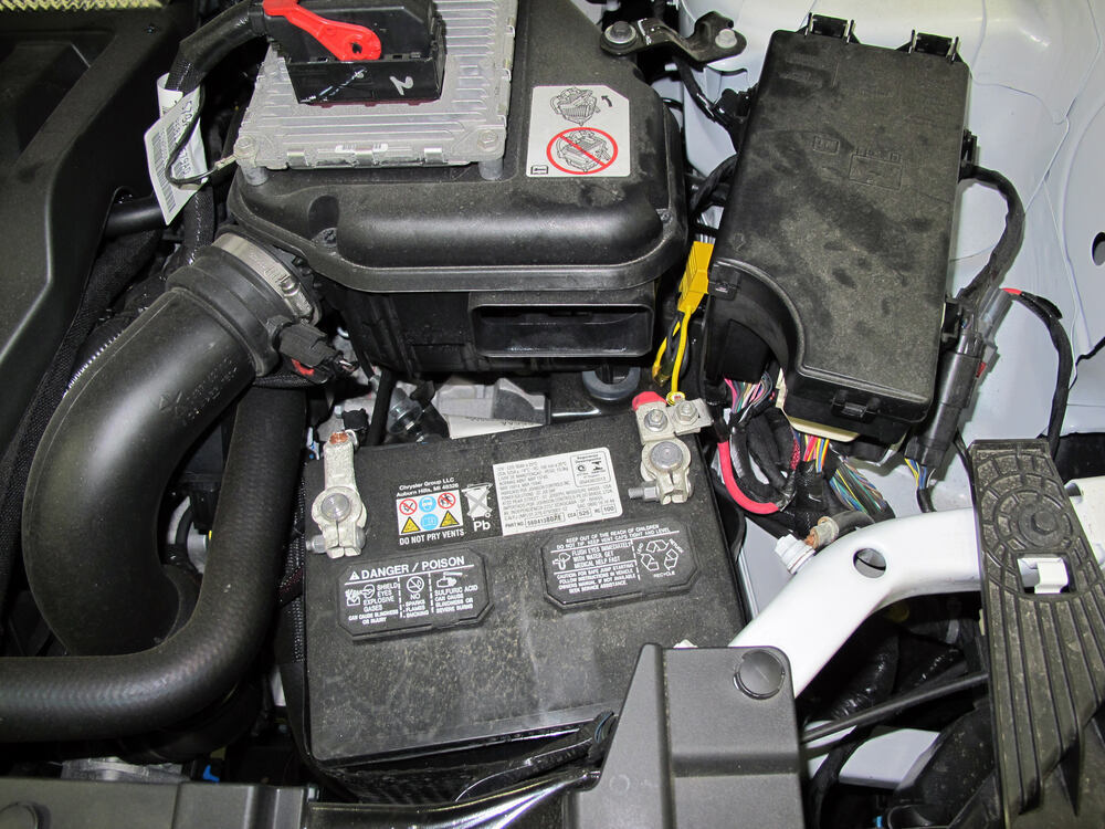 2014 jeep compass wiring harness