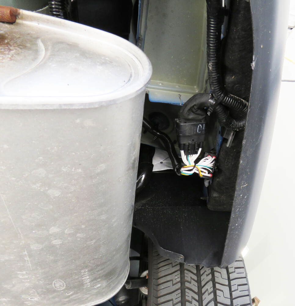 medium resolution of tekonsha trailer hitch wiring 118540 on 2018 ford explorer