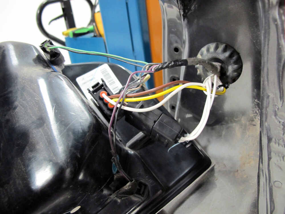 Ford Edge Trailer Wiring