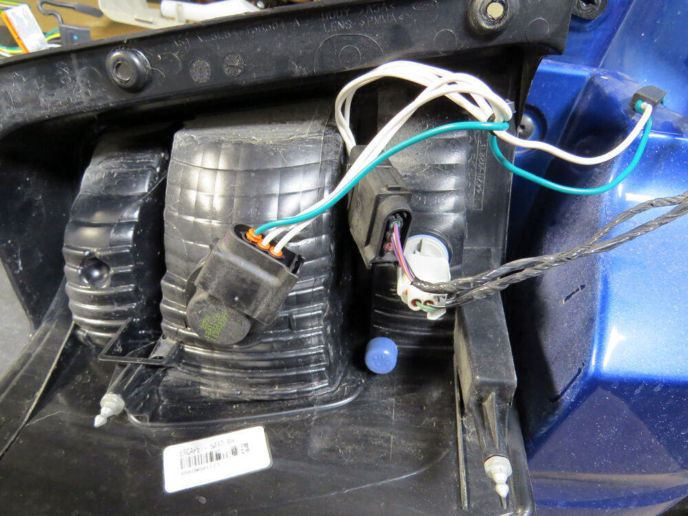 Ford 2009 Escape Trailer Wiring Connector