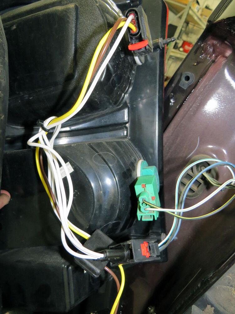 Trailer Wiring Harness Installation 2010 Dodge Grand Caravan Autos