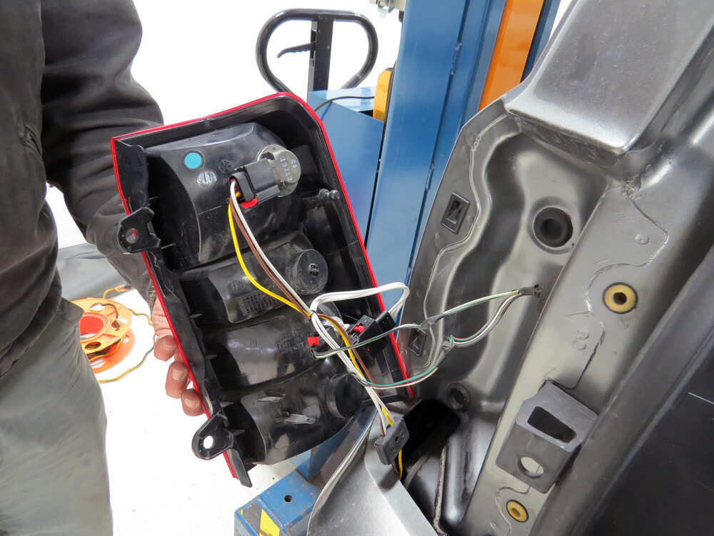 Jeep Patriot Wiring Harness