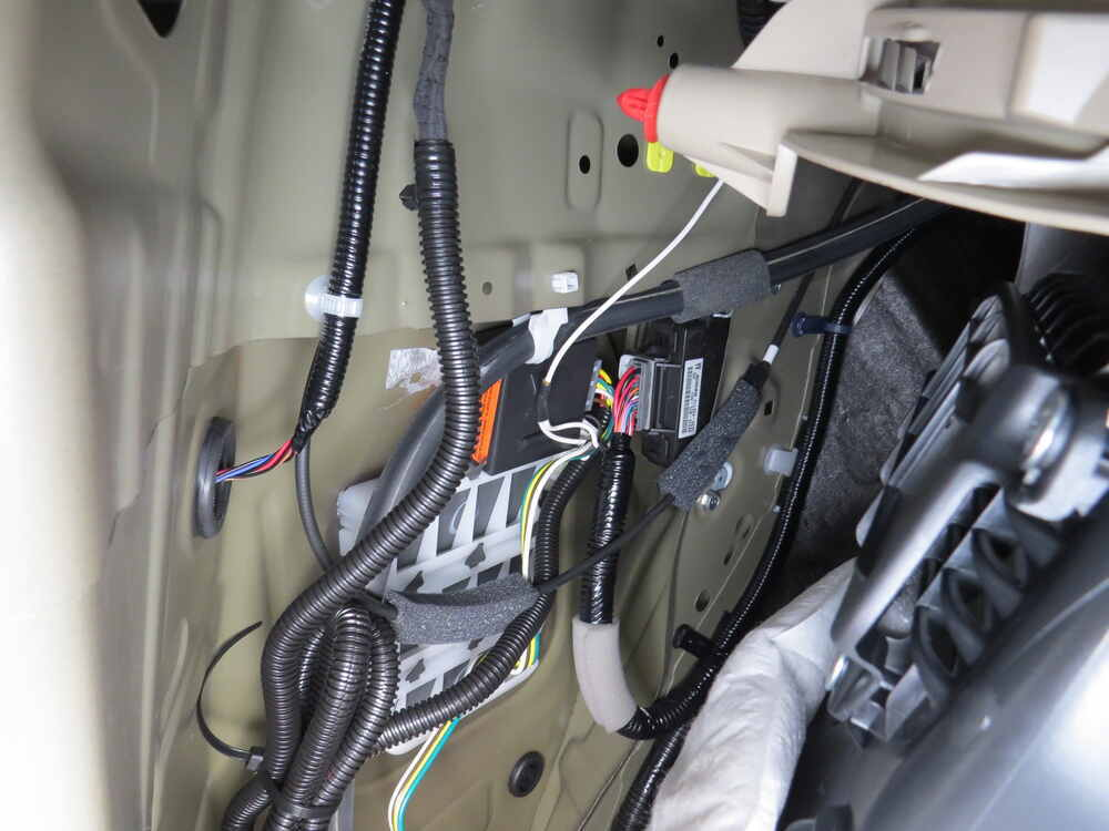2016 Honda Pilot Trailer Wiring Harness Kit