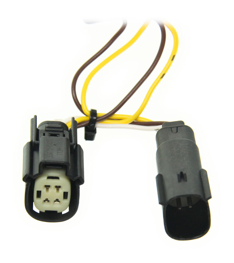 hight resolution of 2013 ford escape t one vehicle wiring harness with 4 pole 2014 ford escape wiring harness