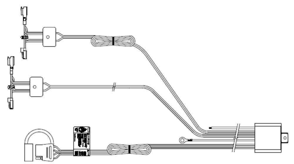 custom fit vehicle wiring custom fit vehicle wiring 016118058581