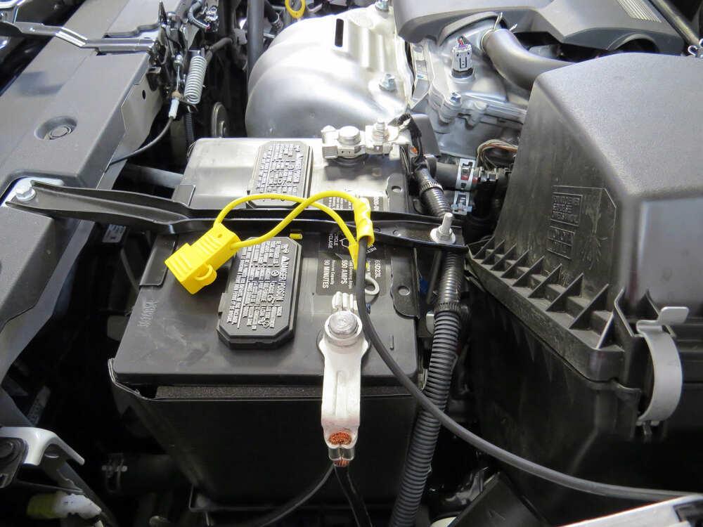 2000 Toyota 4runner Trailer Wiring Harness