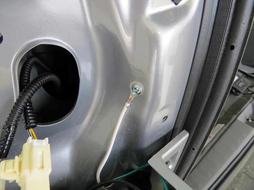 Mazda 3 Trailer Wiring Harness Installation