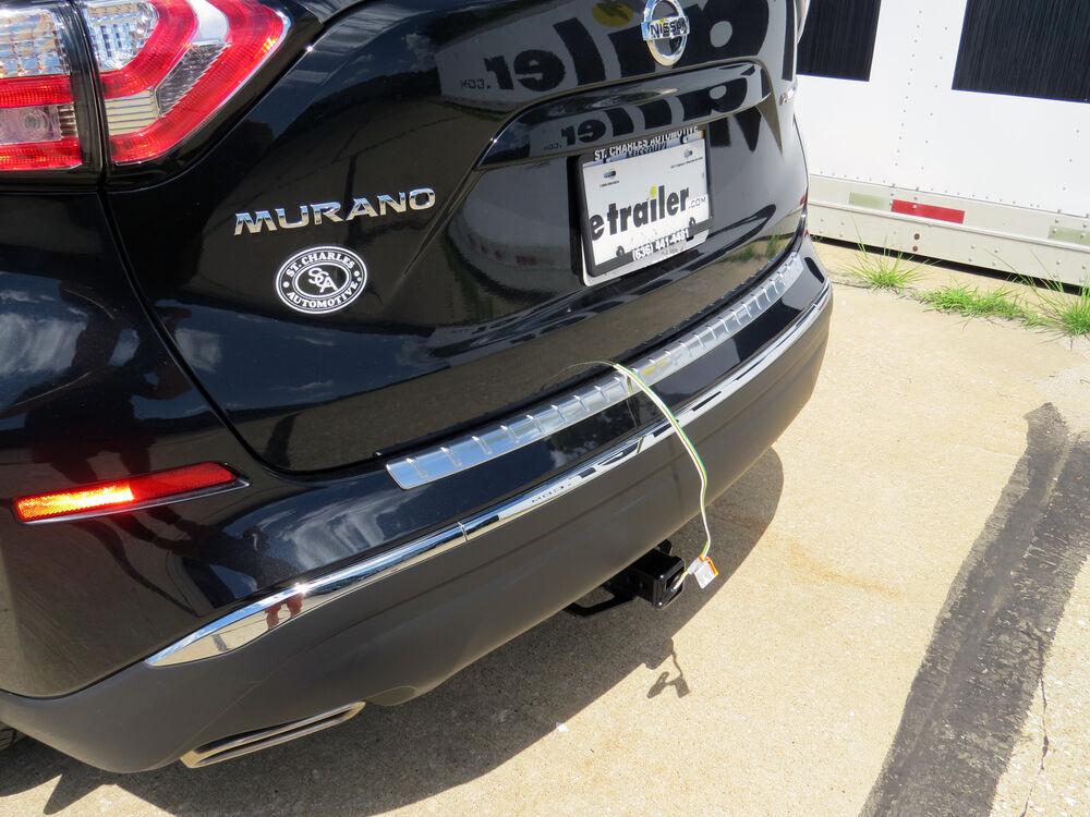 2017 Nissan Murano Trailer Wiring Harness