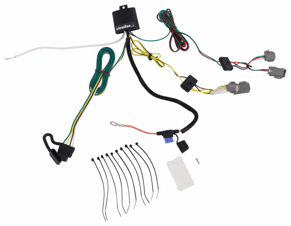 napa 7 way trailer plug wiring diagram