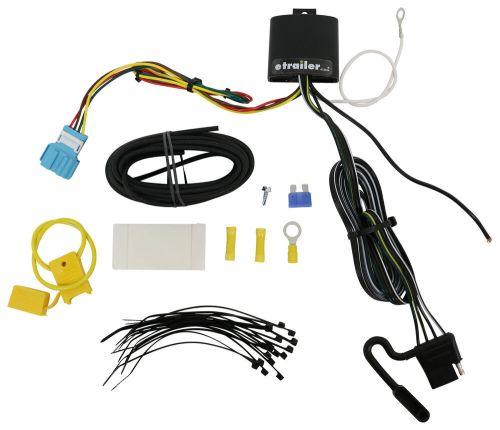 small resolution of 118753 4 flat tekonsha trailer hitch wiring