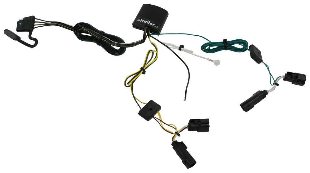 2019 GMC Terrain T-One Vehicle Wiring Harness with 4-Pole