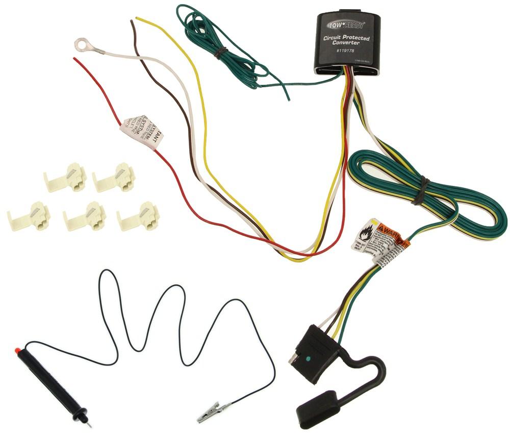medium resolution of 7 way trailer wiring diagram no white wire