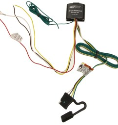 upgraded circuit protected tail light converter with 4 pole flat trailer connector tekonsha wiring 119178 [ 1000 x 961 Pixel ]