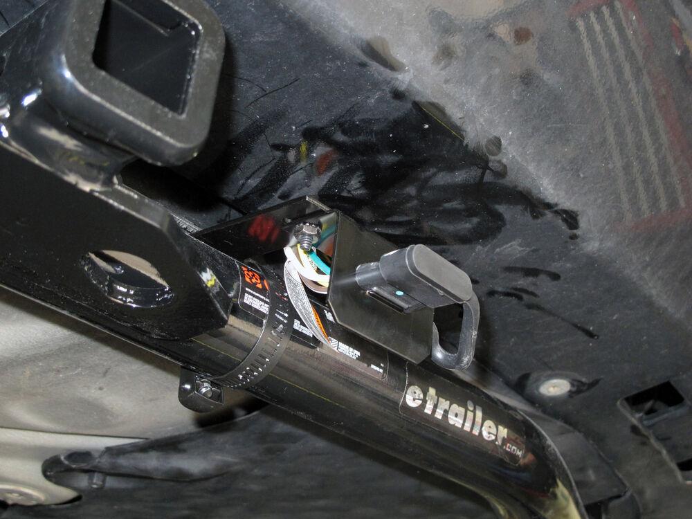 Trailer Wiring Harness Installation 2009 Volkswagen Jetta Sportwagen