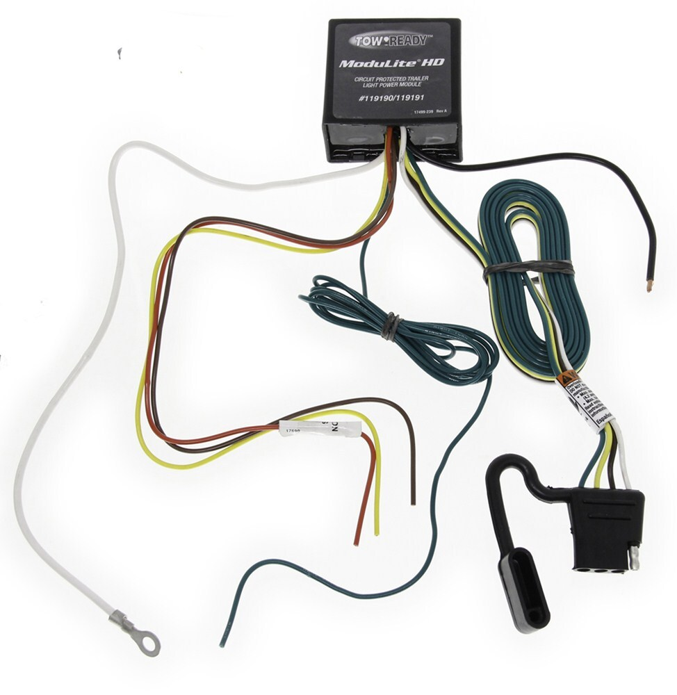 hight resolution of trailer wiring harness installation 2001 dodge ram etrailer