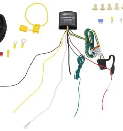 upgraded heavy duty modulite circuit protected vehicle wiring harness with install kit tekonsha wiring 119190kit [ 1000 x 831 Pixel ]