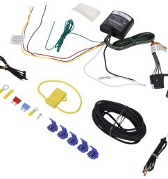 upgraded heavy duty modulite circuit protected vehicle wiring harness with installation kit tekonsha wiring 119190kit [ 1000 x 915 Pixel ]
