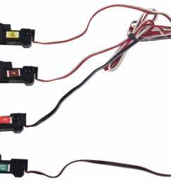 zci circuit protected vehicle wiring harness w 4 pole flat trailer connector and installation kit tekonsha wiring 119250kit [ 1000 x 834 Pixel ]