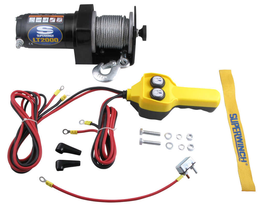 medium resolution of x1 superwinch wiring diagram wiring librarysuperwinch lt2000 atv winch wire rope 2 000 lbs superwinch electric winch