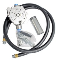 DeeZee Rotary Pump for Liquid Transfer Tanks - 10 Gallons ...
