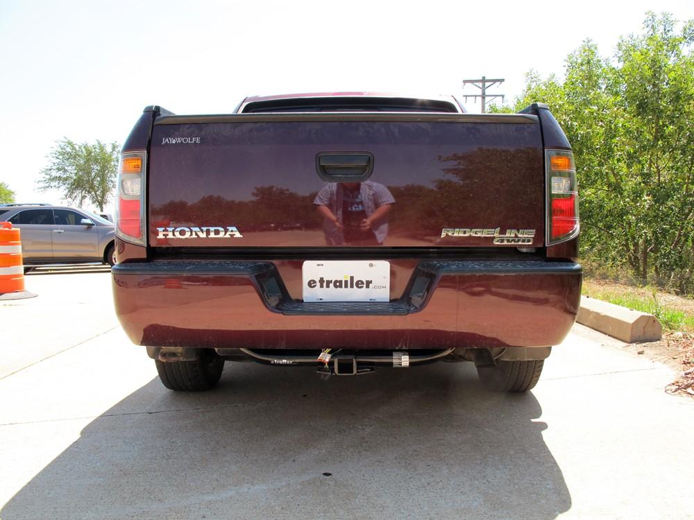 Honda Ridgeline Trailer Hitch