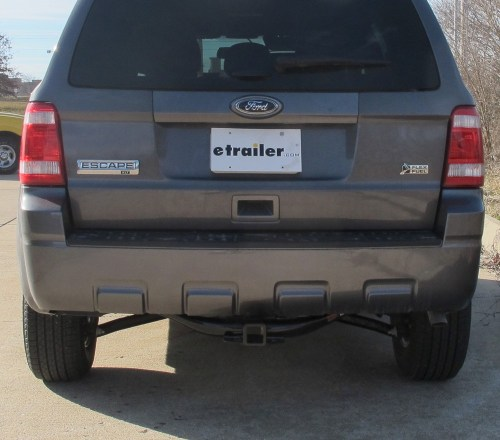 small resolution of ford escape trailer hitch wiring wiring diagram inside2012 ford escape curt trailer hitch receiver custom fit class 2011 ford escape trailer hitch wiring