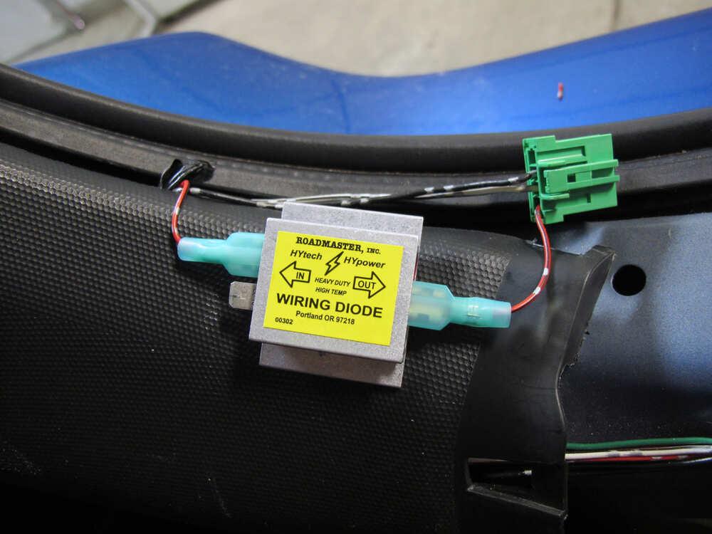 Bar Wiring Diagram Towbar Fitting Insignia Tow Bar Installation Wiring