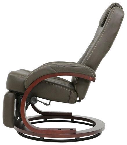 euro recliner chair crazy creek original reviews compare thomas payne vs rv etrailer com w footrest 20 seat width brookwood chestnut