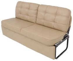 jackknife sofa for rv bed pull out furniture etrailer com thomas payne w leg kit 68 wide pivot harvest