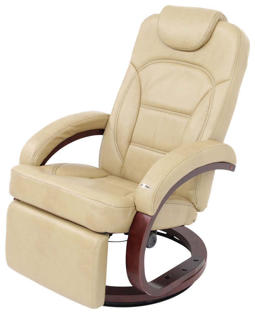 Thomas Payne RV Euro Recliner Chair w Footrest  20 Seat