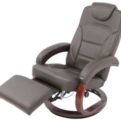 Euro Recliner Chair Holiday Back Covers Thomas Payne Rv W/ Footrest - 20