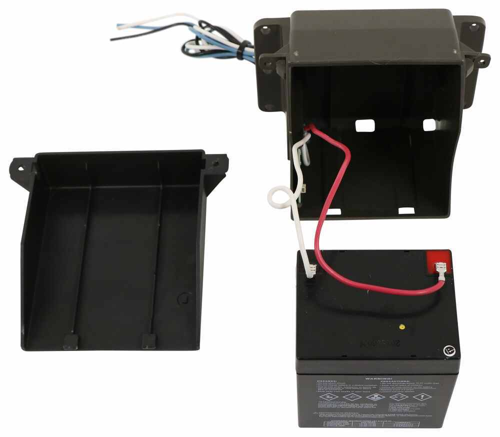 hight resolution of hopkins engager push to test trailer breakaway kit w built in charger side load 7 wire hopkins trailer breakaway kit 20099