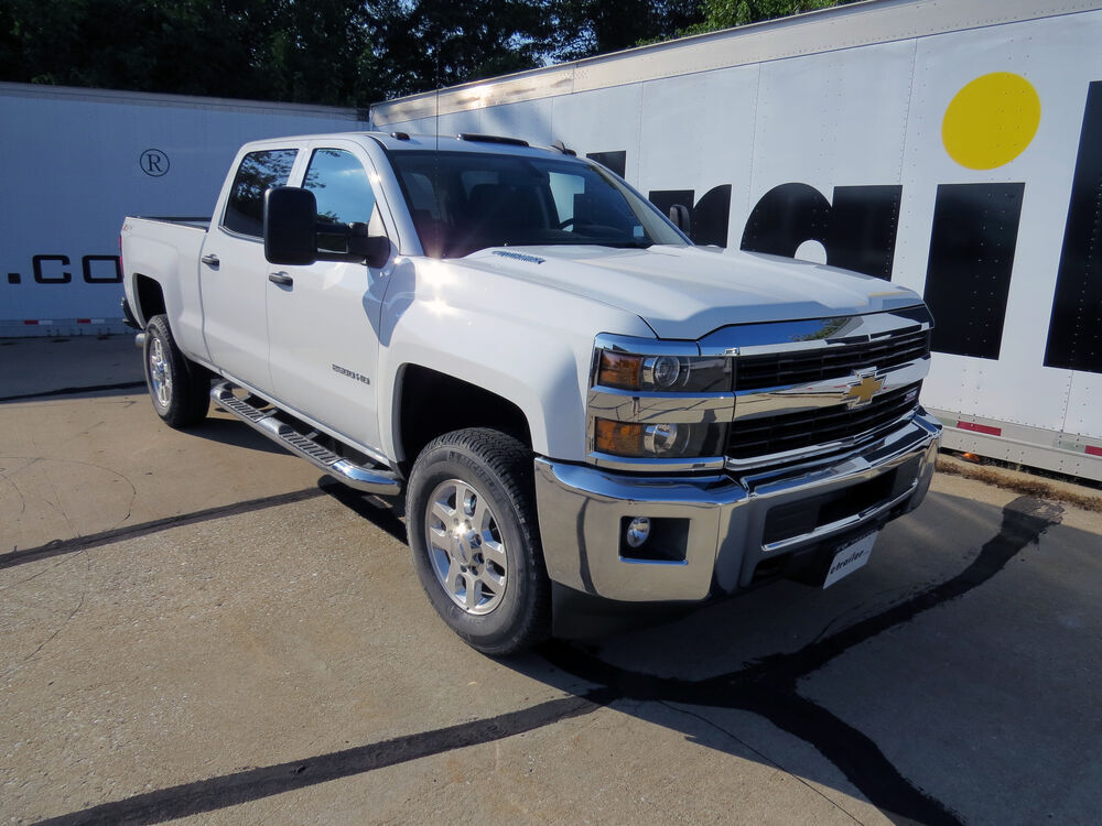 2001 Chevrolet Silverado Custom Fit Vehicle Wiring Tow Ready