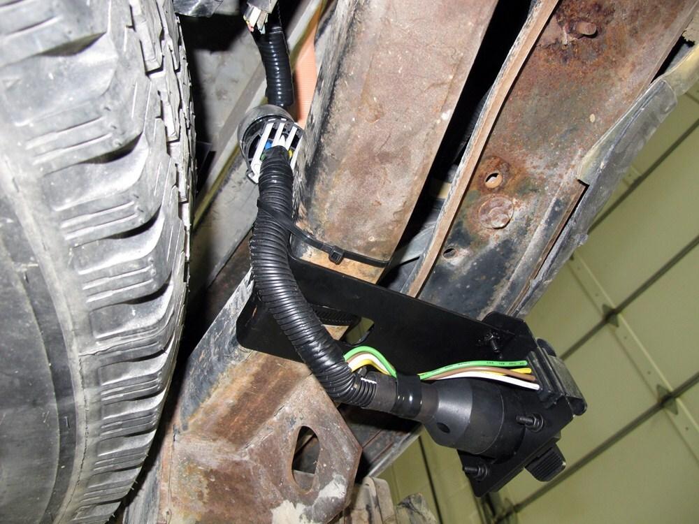 1999 Ford F 250 Super Duty 7 Way Trailer Plug Wiring Diagram 1999