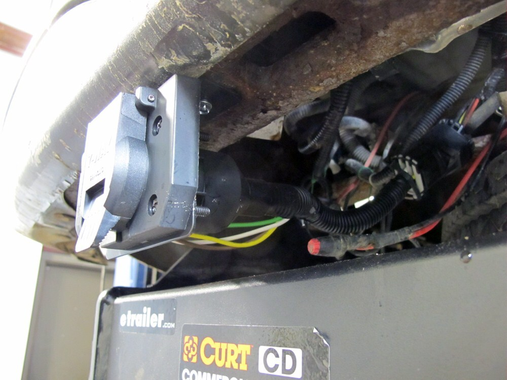 Chevy Trailer Plug Wiring
