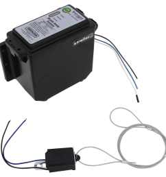 hopkins engager push to test trailer breakaway kit with built in battery charger top load hopkins trailer breakaway kit 20400 [ 1000 x 981 Pixel ]