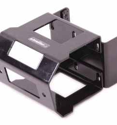 superwinch custom fit atv winch mounting kit superwinch atv winch mount 2202900 [ 1000 x 821 Pixel ]